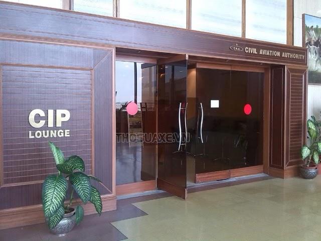CIP Lounge là gì?